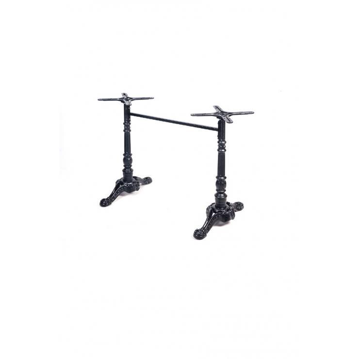 Cafe Sandalyeleri – İkili Döküm Masa Ayakları:  tarz İç Dekorasyon