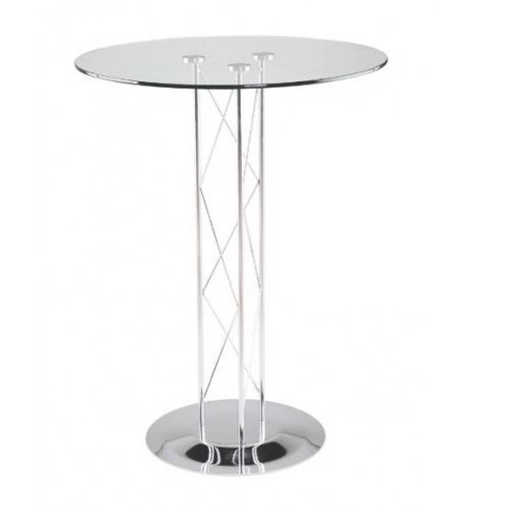 Cafe Sandalyeleri – Cam Kokteyl Masaları: modern tarz , Modern Cam