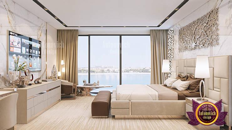 Alluring Classic Interior Decor:   by Luxury Antonovich Design