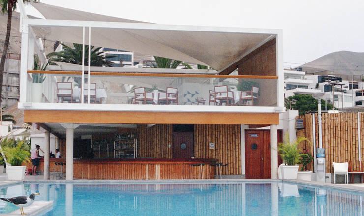 Hoteles de estilo  de PARQ SAC