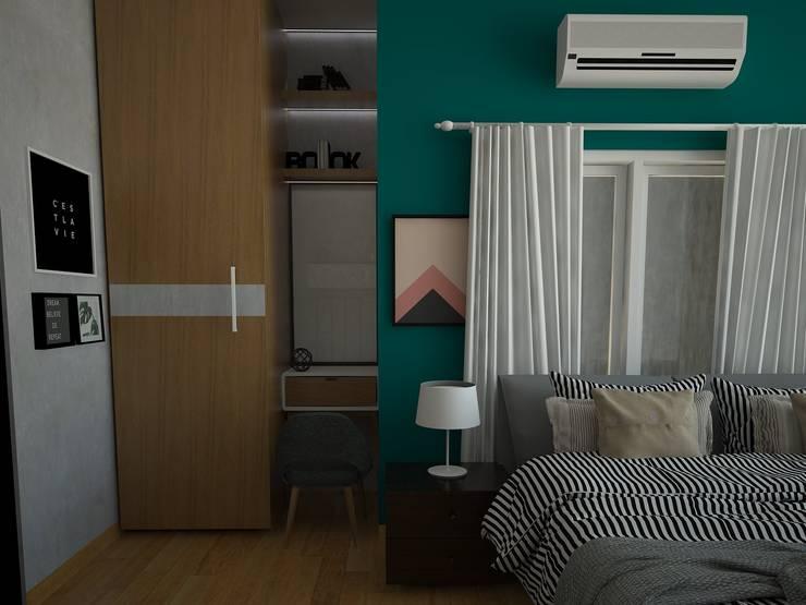 Kamar tidur 3:   by Rangga Cakra