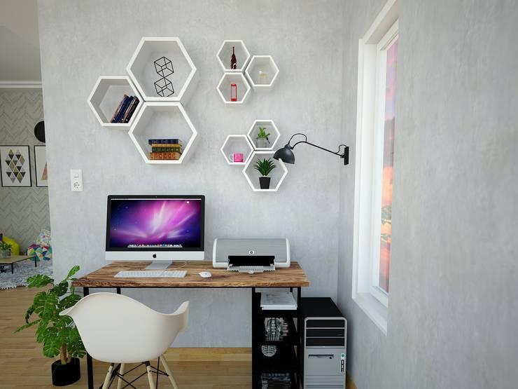 Ruang Kerja :   by Rangga Cakra