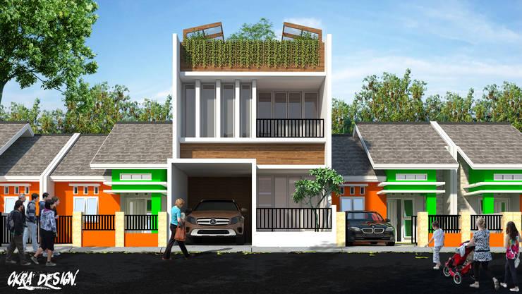 Tampak Depan :   by Rangga Cakra