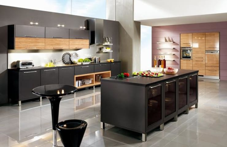 Kitchen by Halif yapı