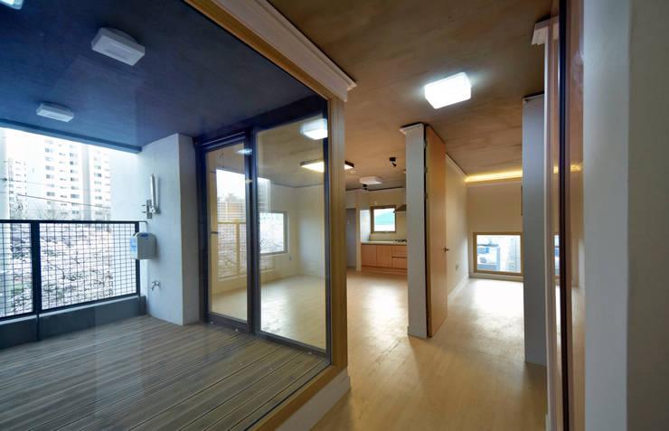 VIEWBOX: 아익 건축의  방,