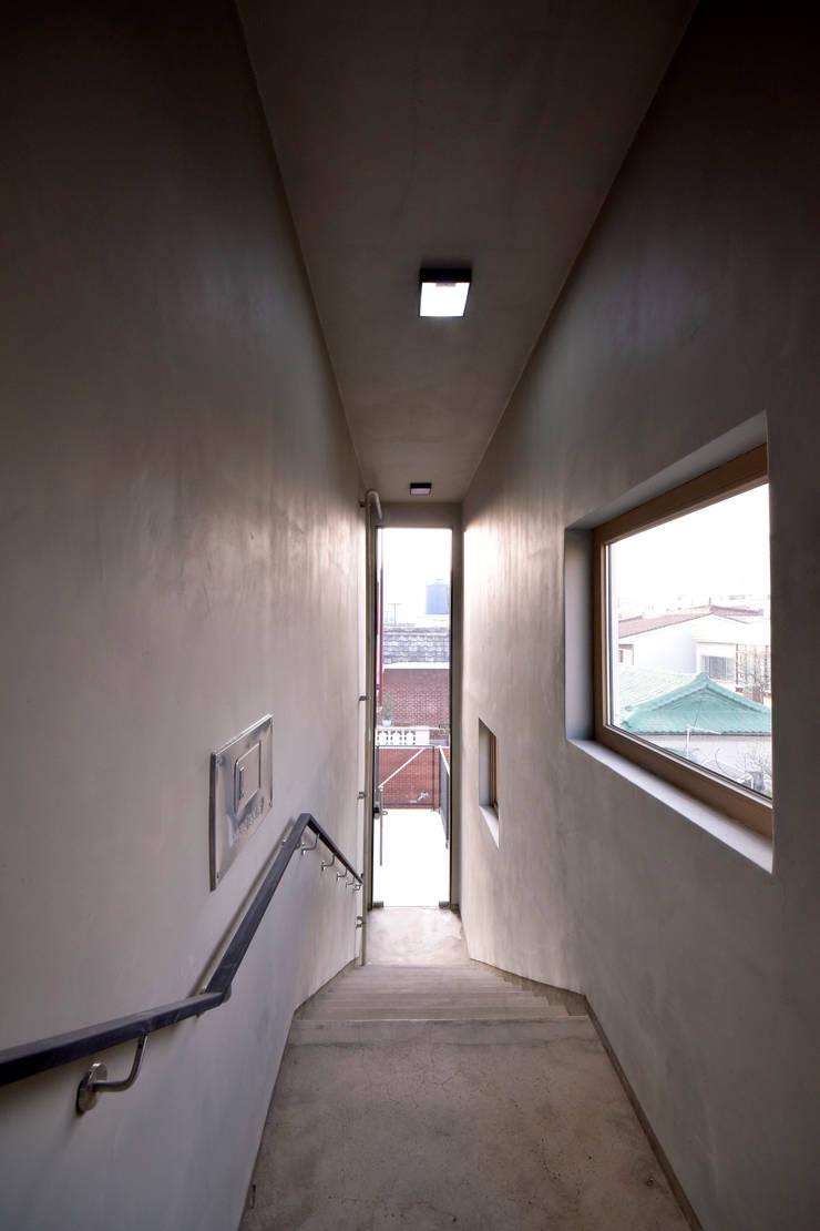 VIEWBOX: 아익 건축의  계단,