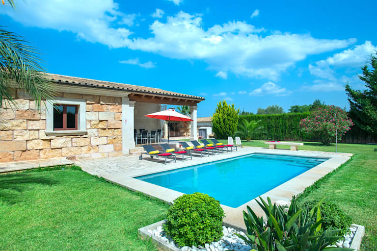 Houses by Diego Cuttone, arquitectos en Mallorca,