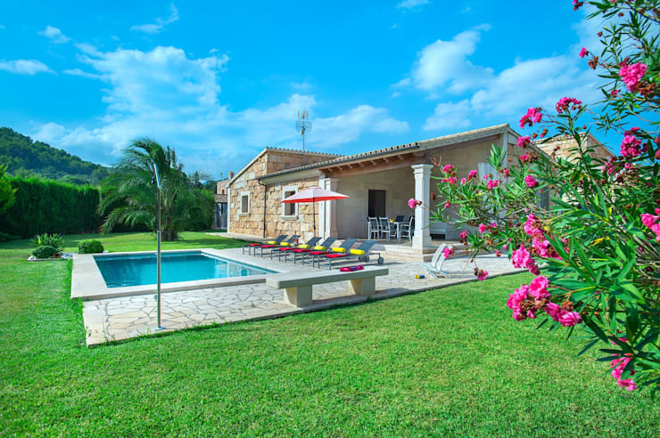 Country house by Diego Cuttone, arquitectos en Mallorca,