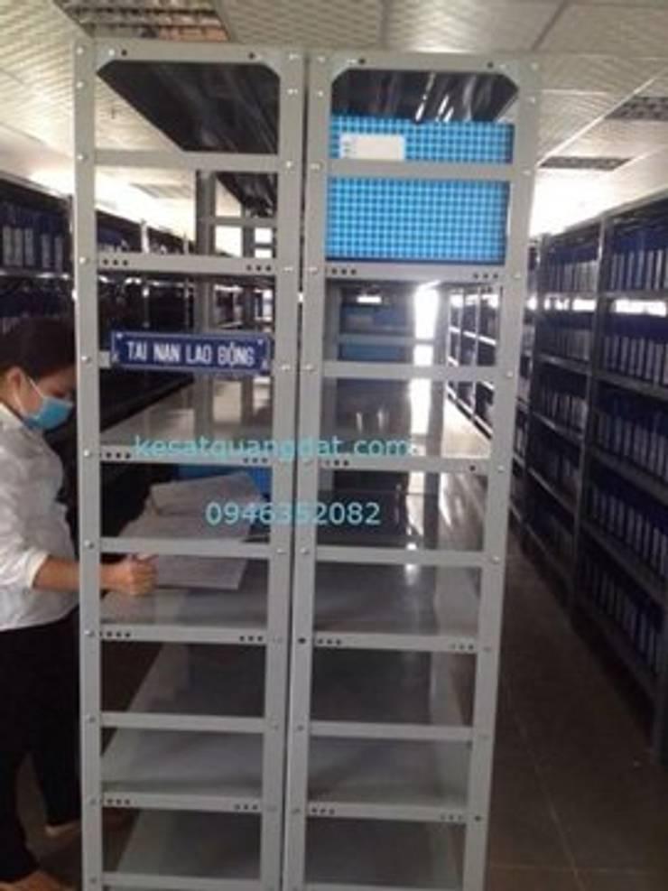 Kệ để hồ sơ : HS36:  Tòa nhà văn phòng by Kệ Sắt Quang Đạt
