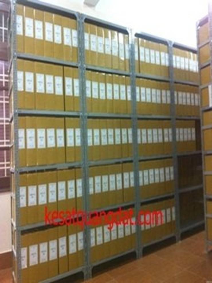 Kệ để hồ sơ : HS38:  Trường học by Kệ Sắt Quang Đạt