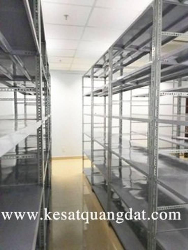 Kệ để hồ sơ : HS40:  Tòa nhà văn phòng by Kệ Sắt Quang Đạt