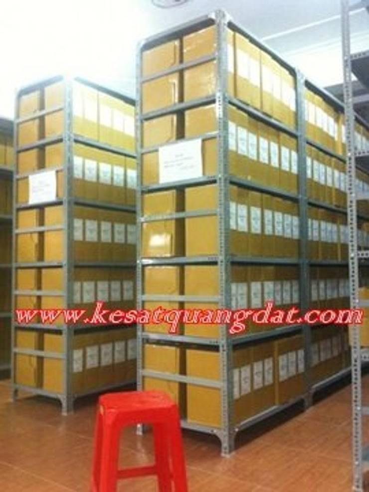 Kệ để hồ sơ : HS45:  Văn phòng & cửa hàng by Kệ Sắt Quang Đạt