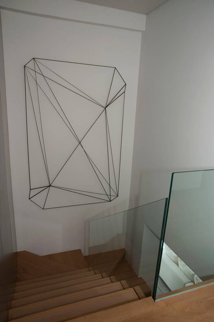 Stairs by Toninho Noronha Arquitetura