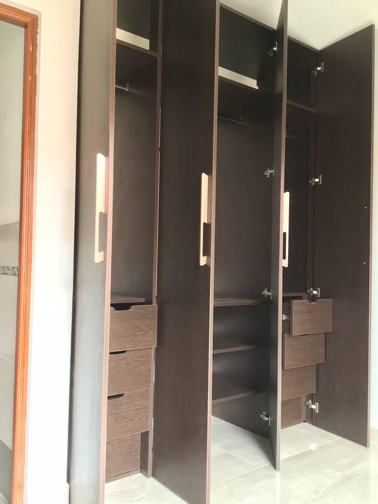 Closet 2: Closets de estilo  por ARDI Arquitectura y servicios