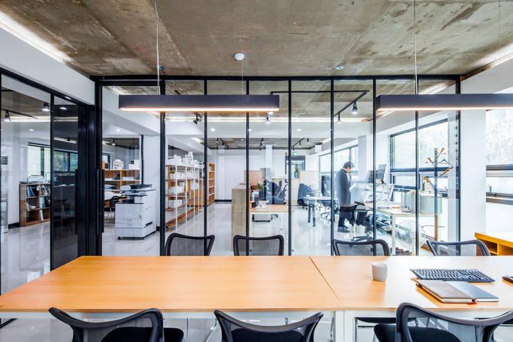 WHAT WE DO: (주)건축사사무소 더함 / ThEPLus Architects의