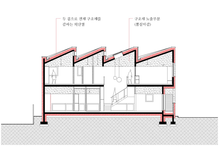 by 건축사사무소 모뉴멘타