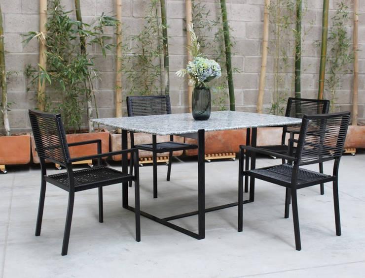 Jardin de style  par Avant Garden Sa de CV,