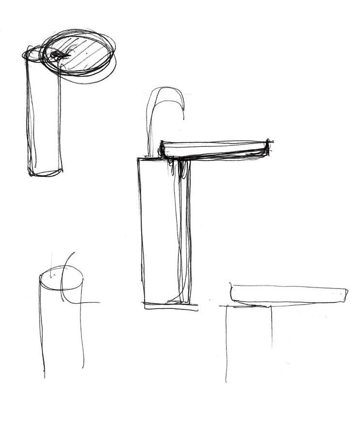 Bathroom by BARTOLI DESIGN