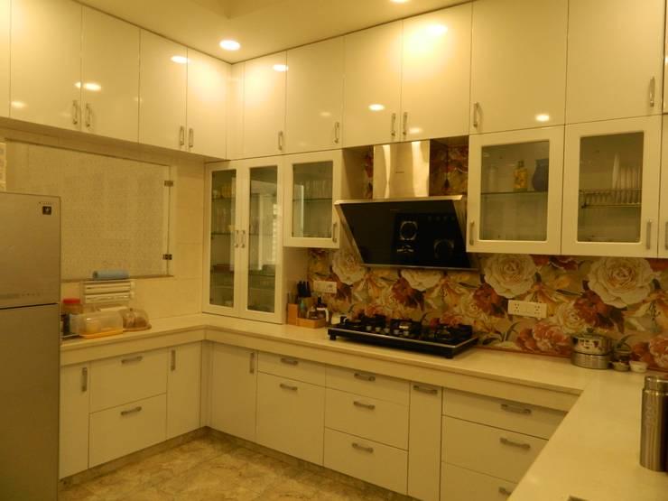 置入式廚房 by hearth n home