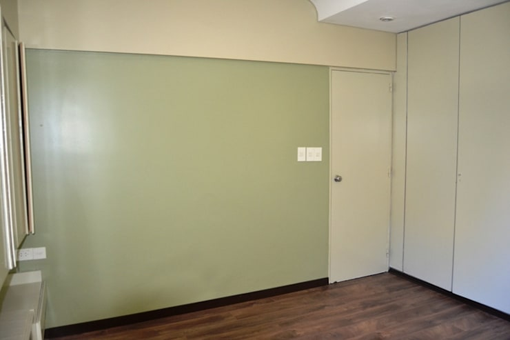 Reforma departamento en Recoleta. CABA: Dormitorios de estilo  por AyC Arquitectura