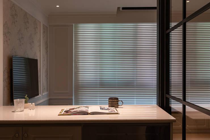 對話:  餐廳 by 松泰室內裝修設計工程有限公司