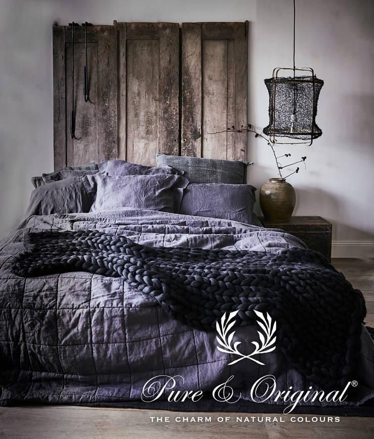 Phòng ngủ theo Pure & Original, Công nghiệp