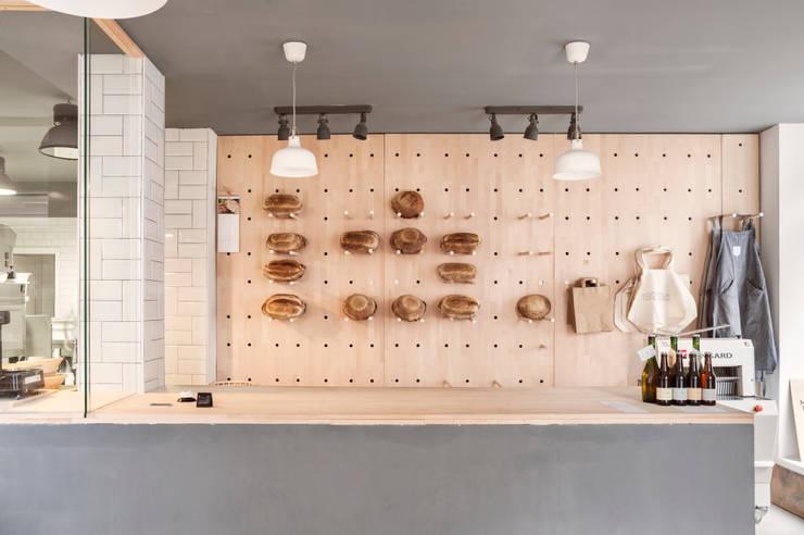 Zona de venta: Locales gastronómicos de estilo  de nowheresoon