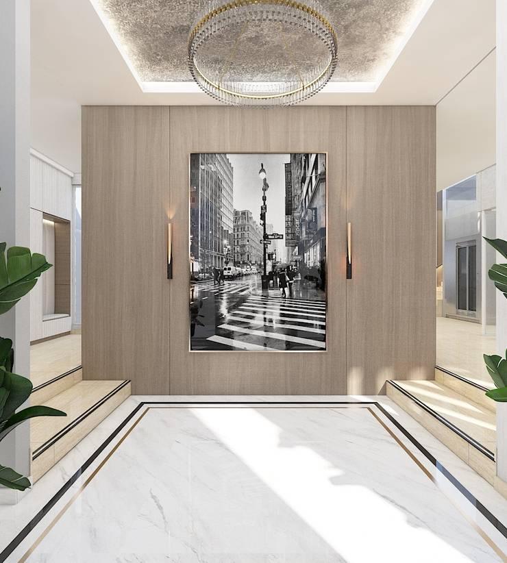 Ruang Masuk (Gateway) :   by PT. Mimo Interior Asia