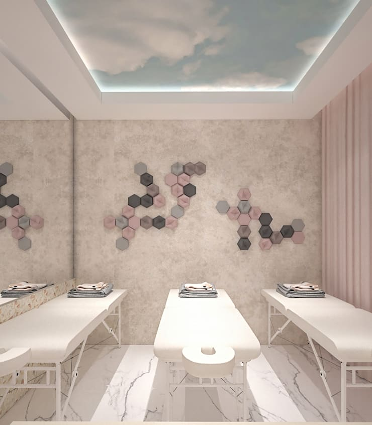 Ruang Theraphy 1:   by PT. Mimo Interior Asia