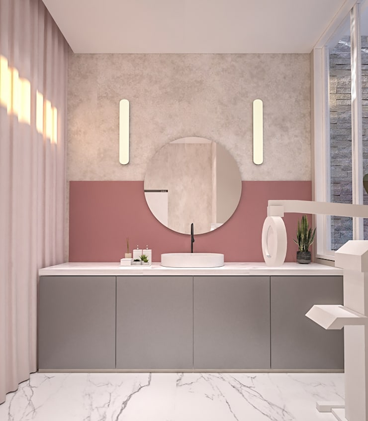 Mimo Commercial Project - Beauty Studio :   by PT. Mimo Interior Asia