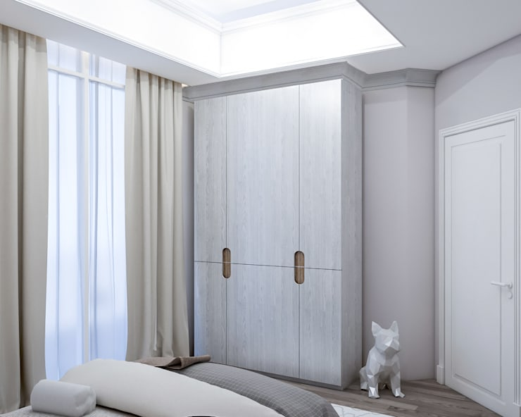 Bedroom 1 :   by PT. Mimo Interior Asia