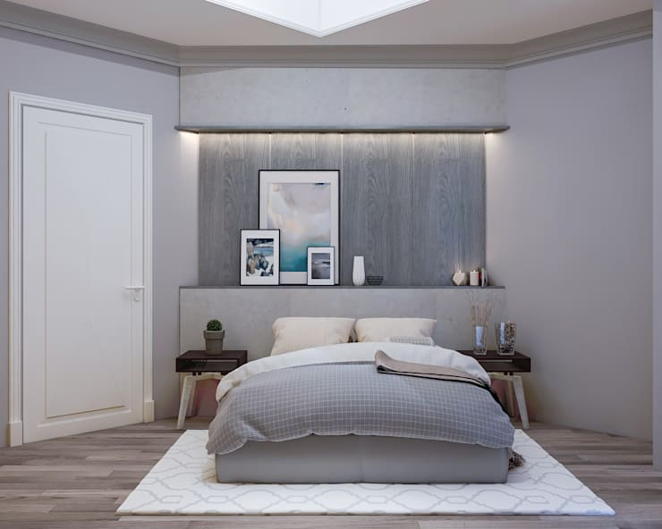 Bedroom 2:   by PT. Mimo Interior Asia