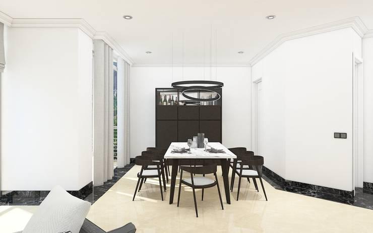 Ruang makan :   by PT. Mimo Interior Asia