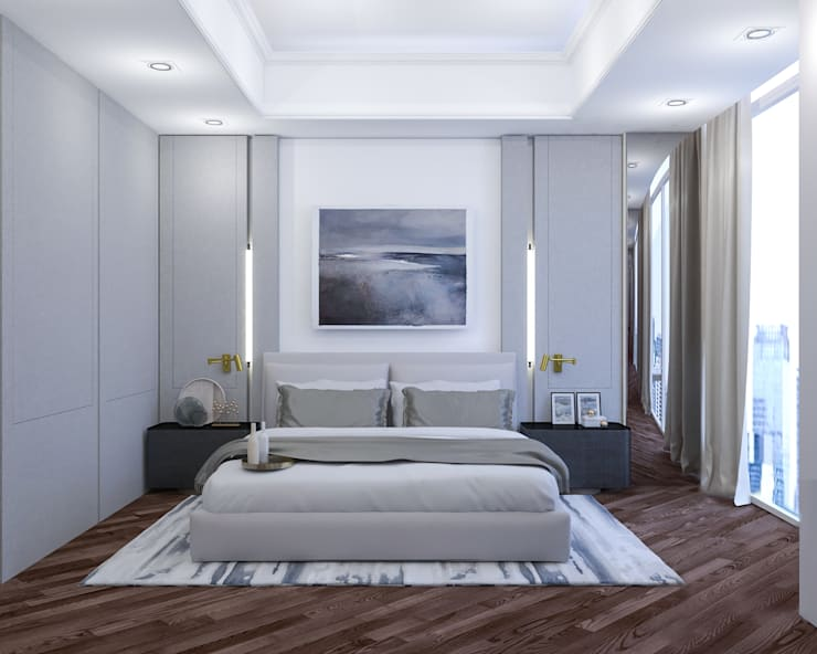 Master Bedroom :   by PT. Mimo Interior Asia