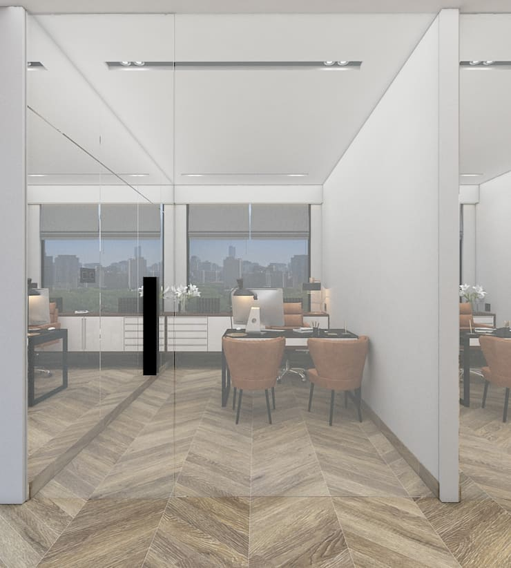 N Office:  Kantor & toko by PT. Mimo Interior Asia