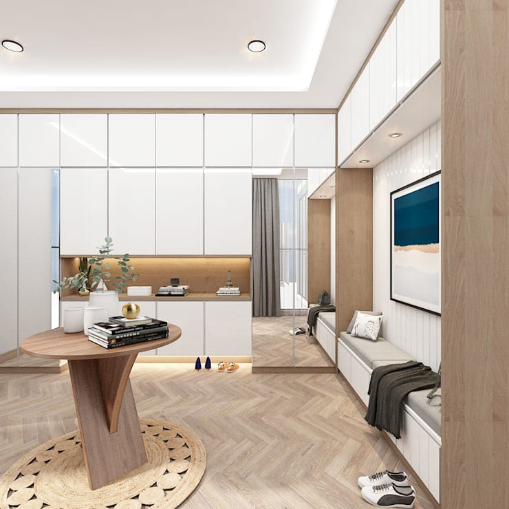 Foyer 2:   by PT. Mimo Interior Asia