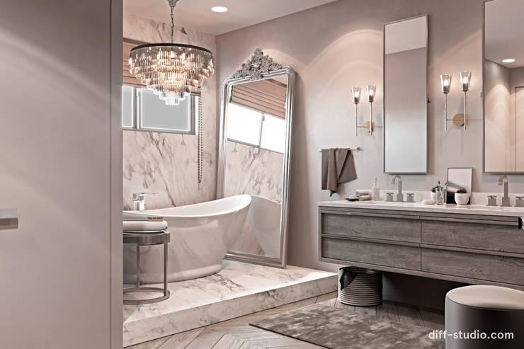 Bathroom by Diff.Studio