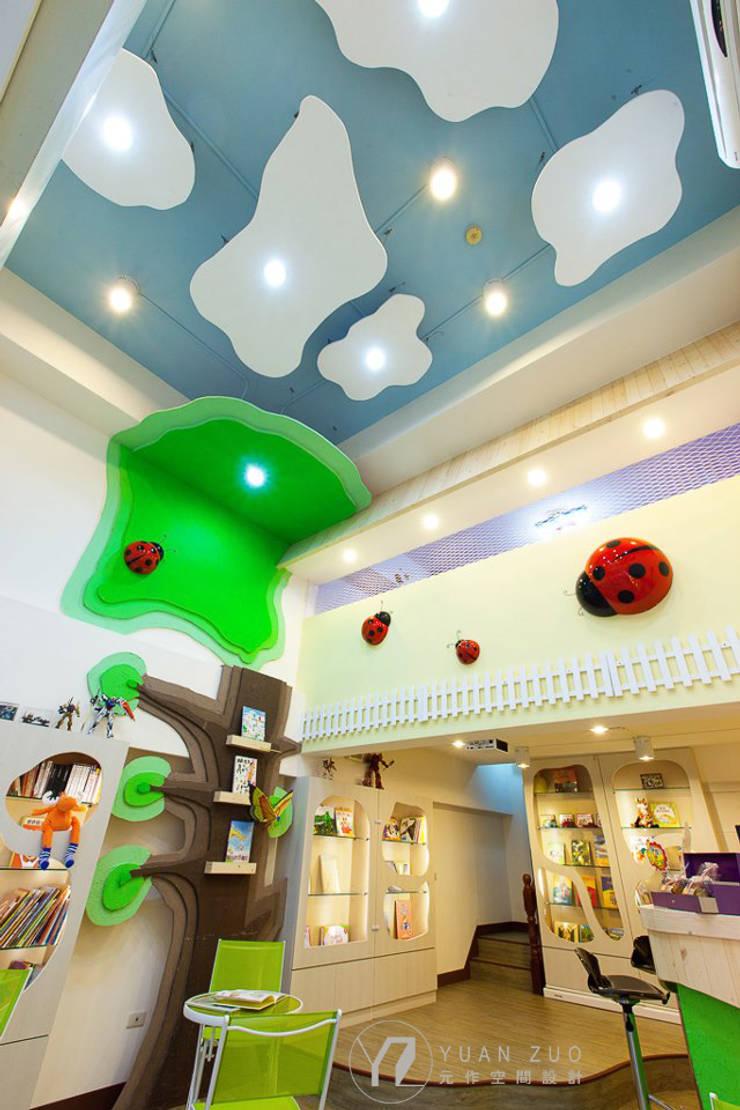 小瓢蟲的花園:  商業空間 by 元作空間設計
