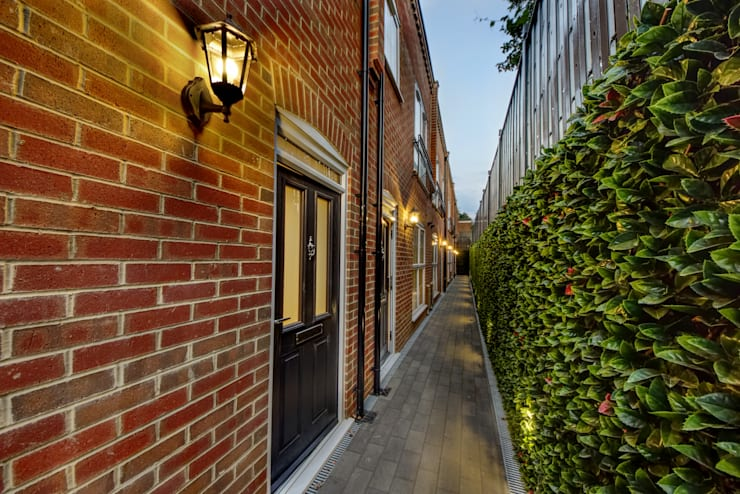 Finchley Central Modern houses by New Images Architects Modern