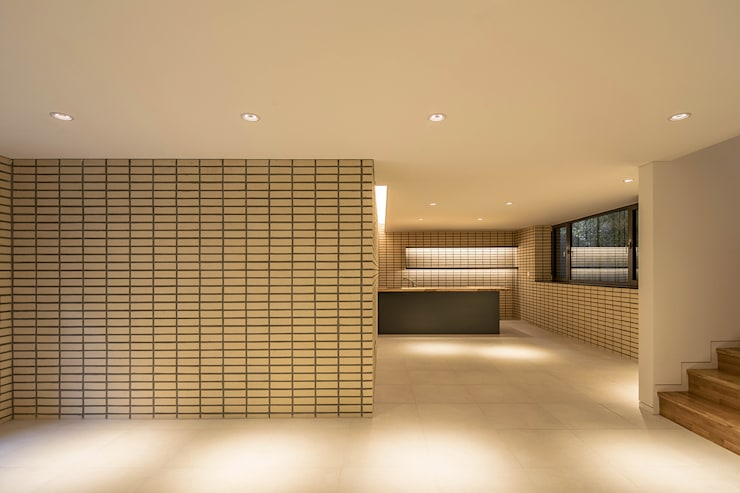 구기동 3대가 사는 집: 서가 건축사사무소의  와인 보관