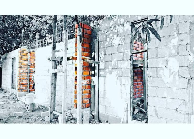 Дома в . Автор – Vintark arquitectura , Средиземноморский