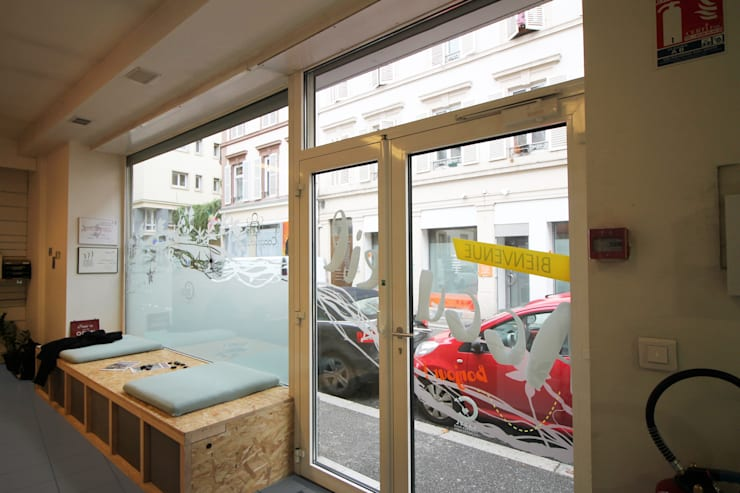 Study/office by Agence ADI-HOME,
