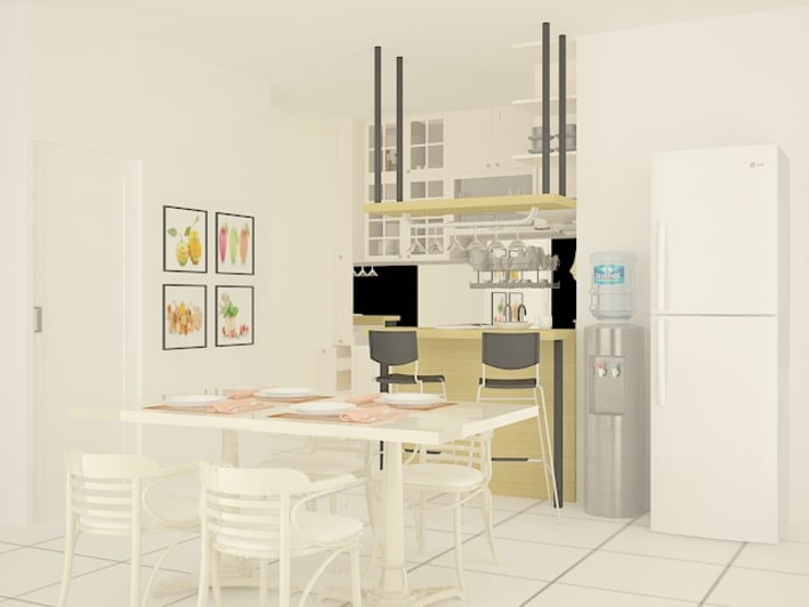 Kitchen Set 1 :   by Tatami design