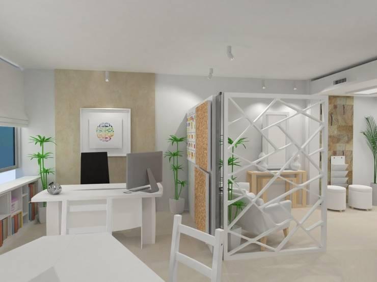 Centro de pedagogía Nordelta:  de estilo  por Arquimundo 3g - Diseño de Interiores - Ciudad de Buenos Aires,