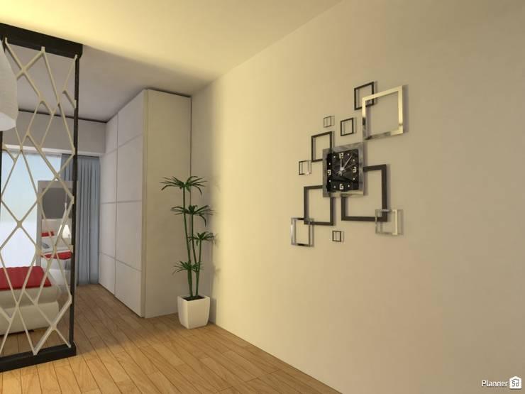 Arquimundo 3g - Diseño de Interiores - Ciudad de Buenos Airesが手掛けた廊下 & 玄関