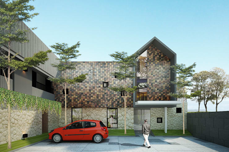 samarinda homestay:   by midun and partners architect