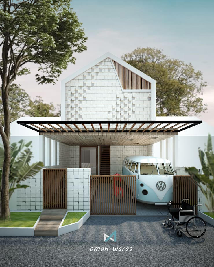 omah waras part 2:   by midun and partners architect