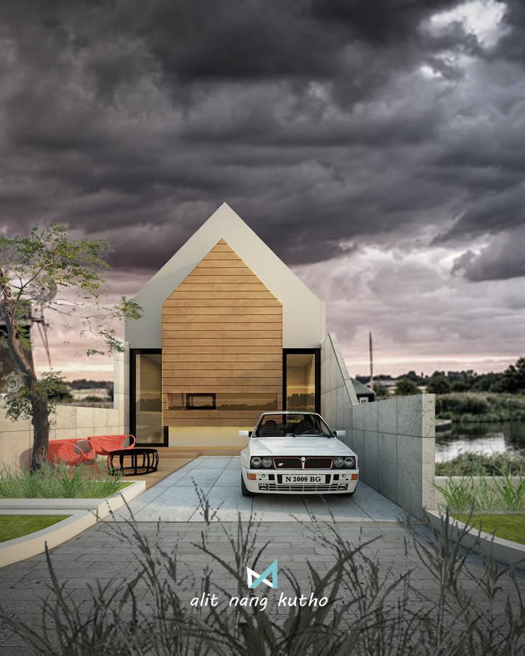 alit nang kutho p1:   by midun and partners architect