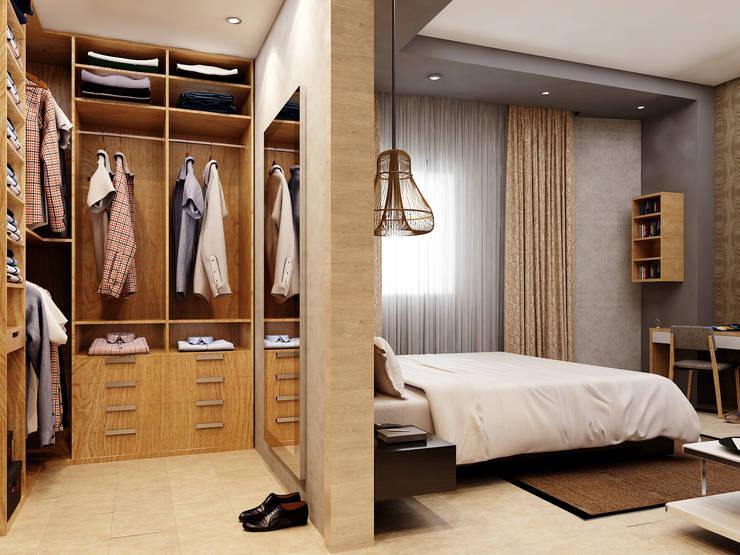 de style  par 4walls, Moderne