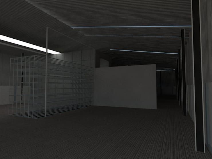 3D Design Gudang Parung Panjang :   by Tatami design